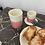 Thumbnail: Tasse à café allongé Rose Framboise