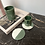 Thumbnail: Sous-tasses Vert Gazon (par 2)