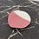 Thumbnail: Mini Coupelle Rose Framboise