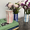 Thumbnail: Vase rayé Rose
