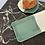 Thumbnail: Plat rectangulaire Vert d'eau