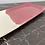 Thumbnail: Plat rectangulaire Rose Framboise