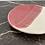 Thumbnail: Petite assiette Rose Framboise