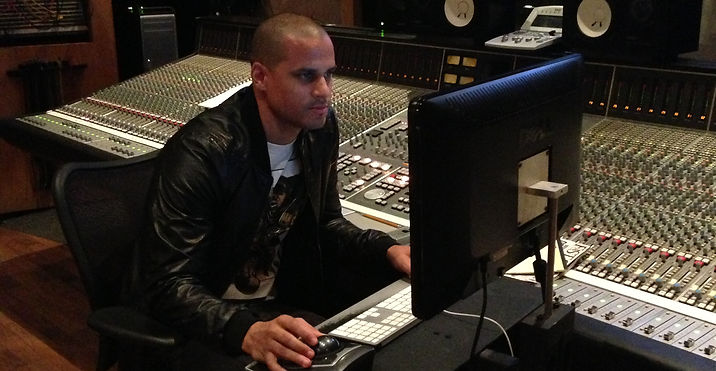 Mixing Engineer MixedByGeorgie