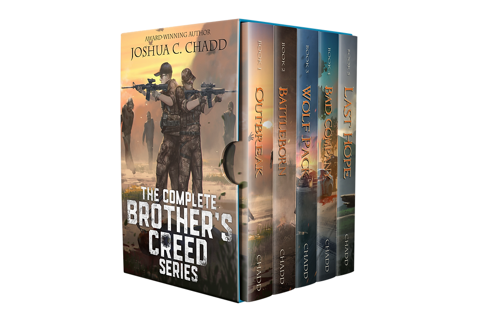 Brothers Creed Box set