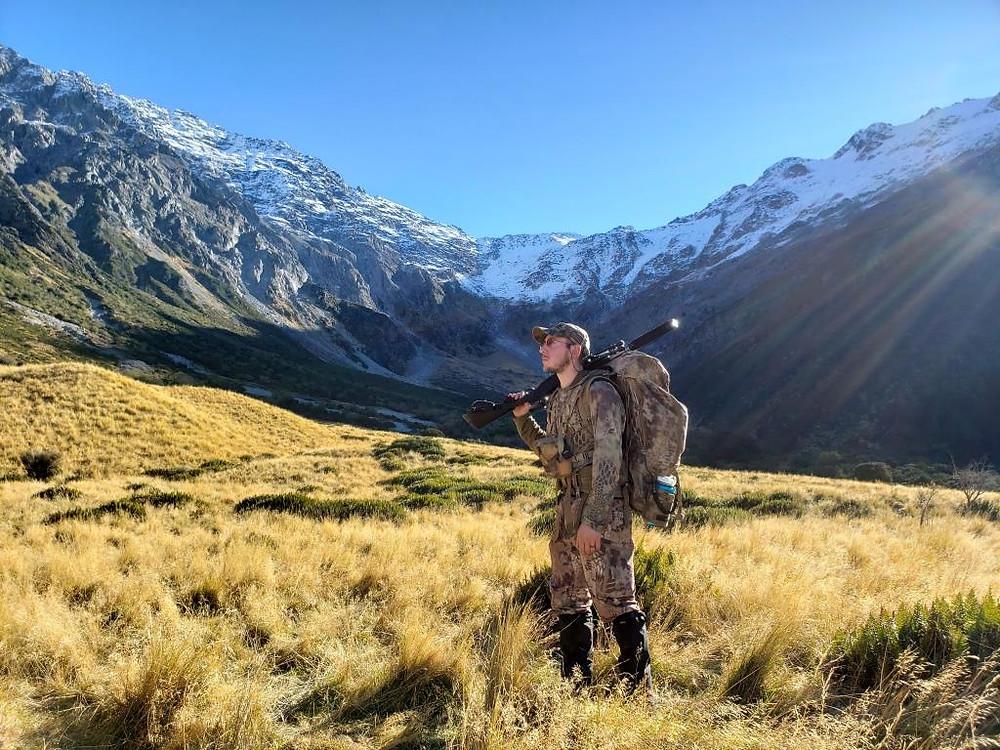 Joshua in New Zealand
