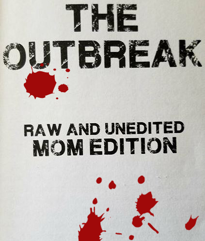 Old Outbreak title page