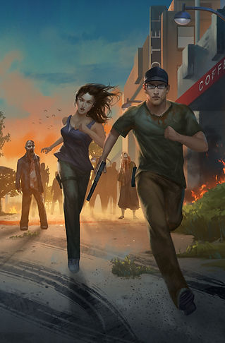 Battleborn Cover by Stefan Celic