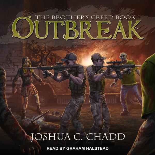 Outbreak audio cover