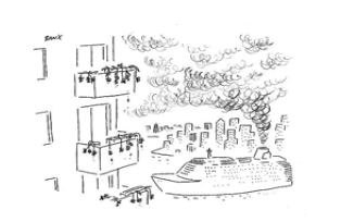 New London toxic cruise port creates pollution hotspot