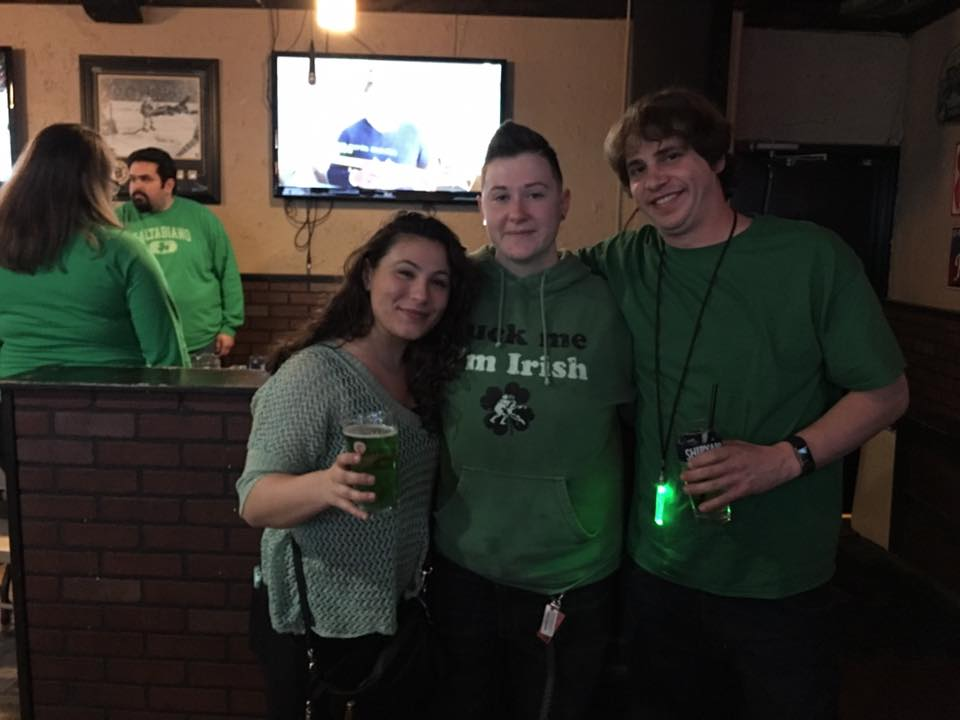 St. Patty's Day 2017