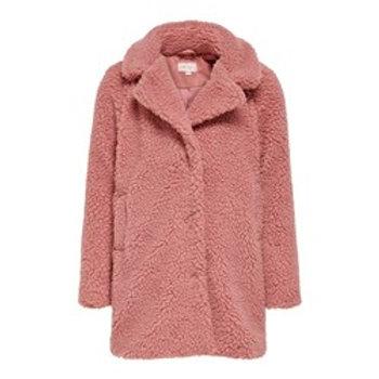 KidsOnly Sherpa Coat Dusty Rose