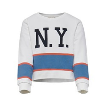 KidsOnly Sweater Cloud Dancer N.Y.