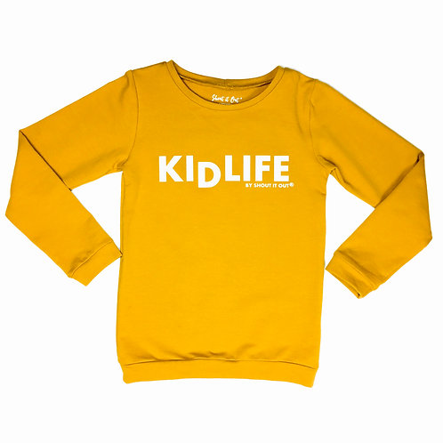Shout it Out Sweater Kidlife