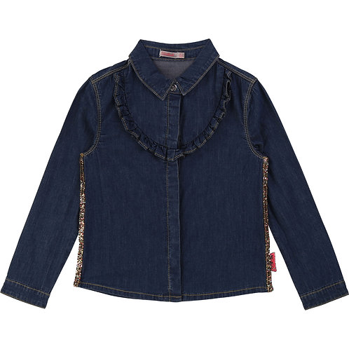 Billieblush Denim Shirt