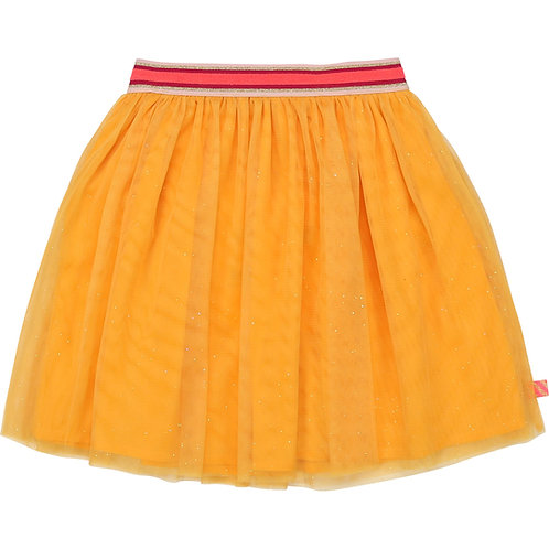 Billieblush Skirt Straw Yellow