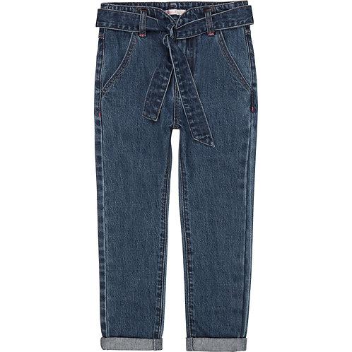 Billieblush Denim Pants High Waist