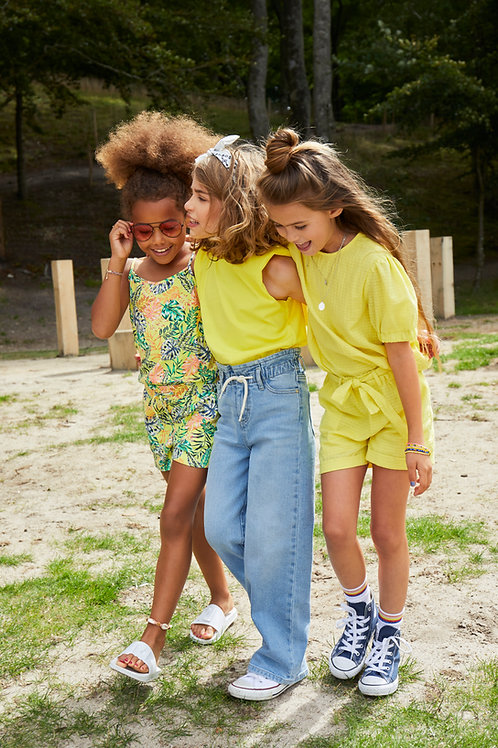 KidsOnly Wide Paperbag Jeans Konmie