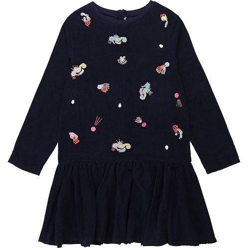 Billieblush Dress Seahorses