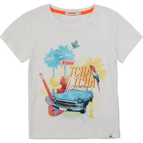 Billybandit T-shirt Viva Tcha Tcha