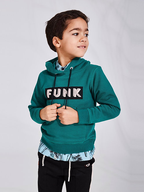4ff Hoodie Let's Dance (Get On Up) Funky Child