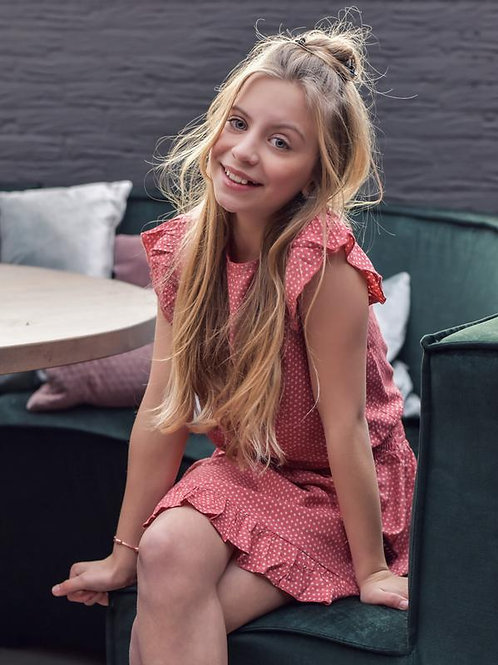 LEVV Girls Dress Manuela