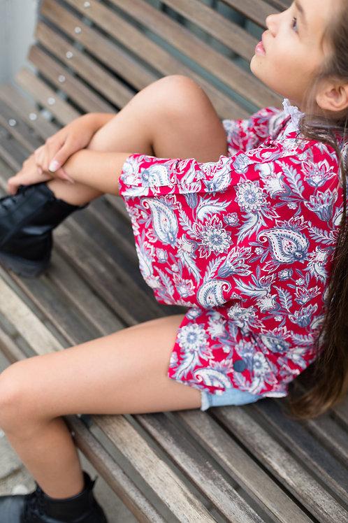 LEVV Girls Kimono Minke