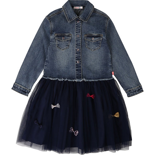 Billieblush Denim Dress