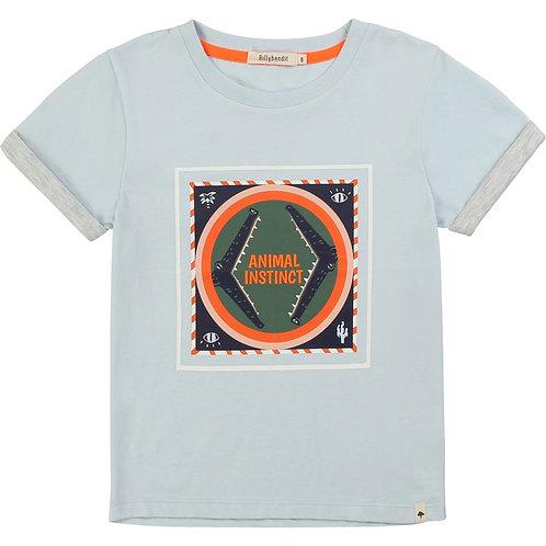 Billybandit T-shirt Animal Instinct