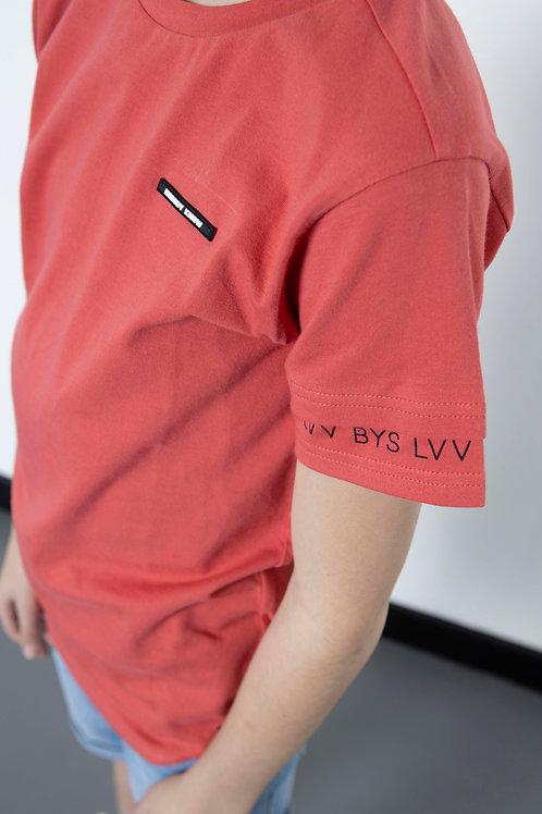 """LEVV Boys Shortsleeve Malo """"Nobody knows"""""""