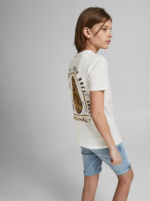 Jack&Jones T-shirt Good Vibes Only