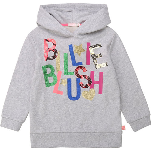 Billieblush  Hoodie Chine Grey