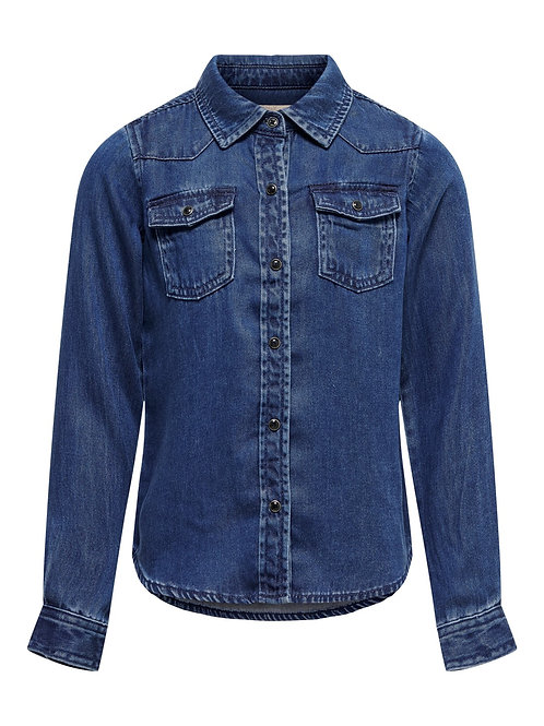 KidsOnly  Denim Shirt Konbow