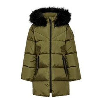 KidsOnly Long Puffer Coat