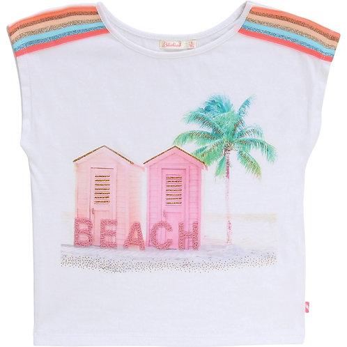 Billieblush T-shirt Beach