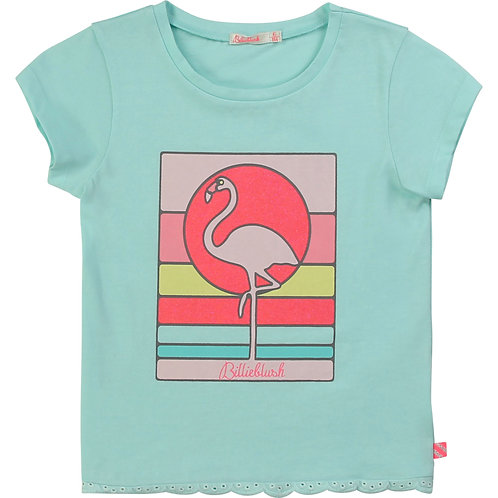 Billieblush T-shirt Flamingo