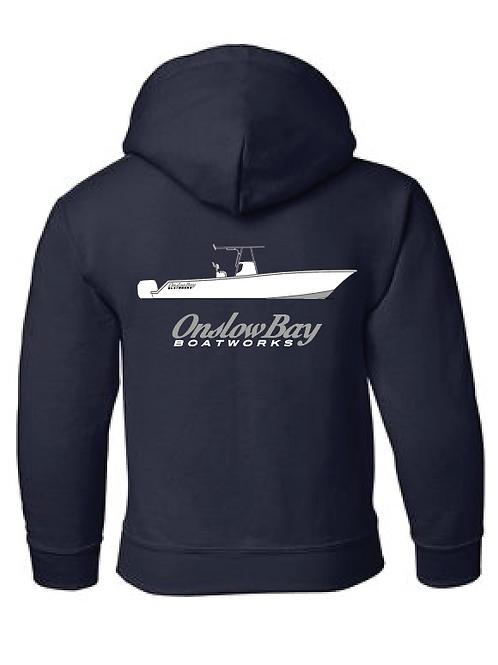 YOUTH Onslow Bay Logo Hoodie
