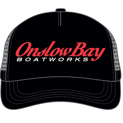 Onslow Bay Trucker Hat