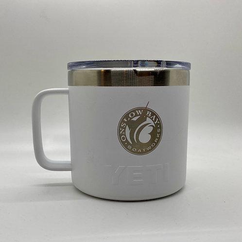 Custom Onslow Bay Yeti Coffee Cups