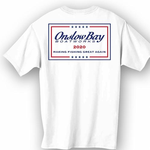 OB 2020 Logo SS Tee