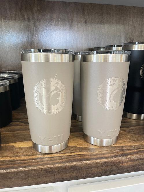 Custom Onslow Bay Yeti 20oz Cups
