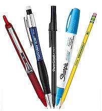Pens, Pencils, Markers