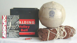 1938 Spalding Volley Ball MINT in the Box