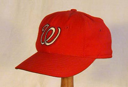 Late 1960's Washington Senators Game Used Baseball Cap