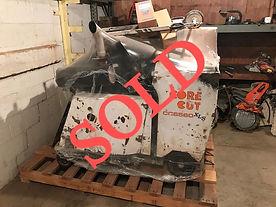 CC6560 XLS 71 HP Deisel - 36 Slab Saw