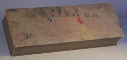 19th Century Tennis Dresser Box