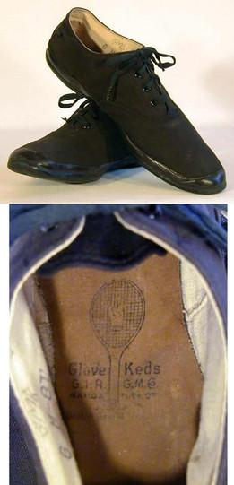 1900-10's Lawn Tennis Shoes