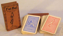 1930-31 Football Game of Cards
