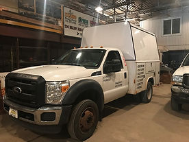 2012 F450 F4G4 4x2 Regular Cab with Cap