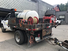 2004 F450 with Water Tank